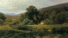 Summer in the Blue Ridge, Hugh Bolton Jones