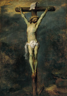 Christ on the Cross, Anthony van Dyck