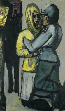 Leave-Taking, Max Beckmann
