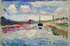 Canal du Midi, Henri Matisse