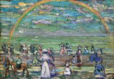 Rainbow, Maurice Prendergast