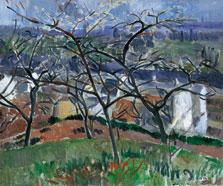 Landscape near Chatou, André Derain
