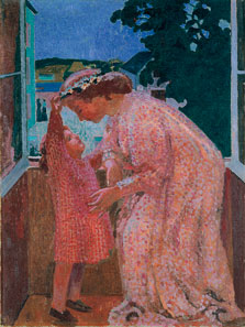 The Crown of Daisies, Maurice Denis