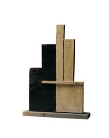 Black and White Structure, Joaquín Torres-García
