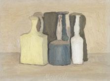 Naturaleza muerta, Giorgio Morandi