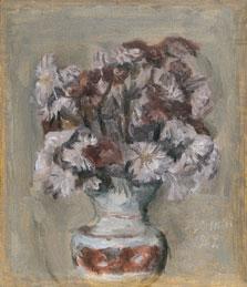 Flowers, Giorgio Morandi