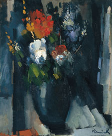 Bunch of Flowers, Maurice De Vlaminck