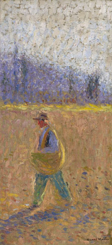 The Sower, Henri Martin