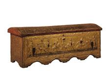 Cassone, Atribuido a Neroccio  taller de De'Landi