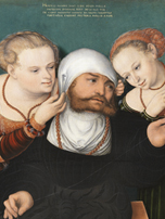 Restoring Hans Cranach's Hercules at the Court of Omphale. Technical Study