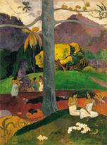 Gauguin and the voyage to the exotic.