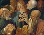 Alberto Durero, Jesús entre los doctores