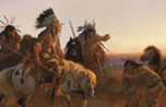 The illusion of the American Frontier