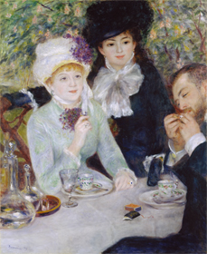 More information of Renoir. Intimacy