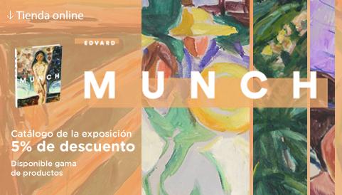 Banner Munch Tienda