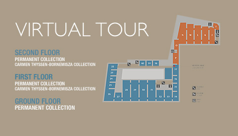 Virtual Visit permanent collections